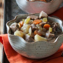Apple Cider Beef Stew recipe