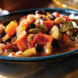 Vegetarian Chili from Campbell's Kitchen