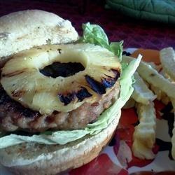 Teriyaki Onion Burgers recipe