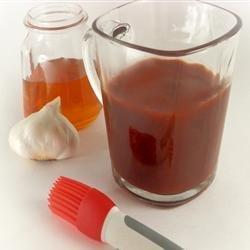 Honey Garlic BBQ Sauce II