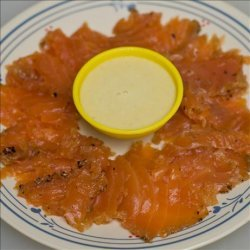 Cold Salmon With Mustard Sauce Recipe
