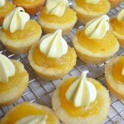 Lemon Dream Tassies - Cookie Cups (Cookie Mix)