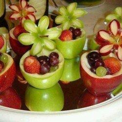 Apple and Fruit Salad