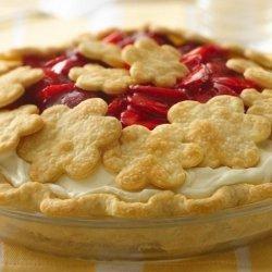 Strawberry Marshmallow Pie