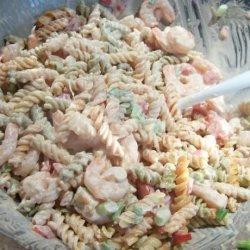 Weekday Creamy Seafood Pasta