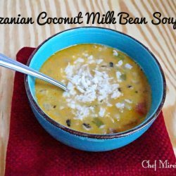 Coconut Bean Soup