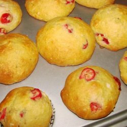 Coconut Cranberry Bread