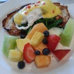 Italian Style Eggs Benedict