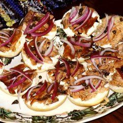 Anchovy Cream Cheese