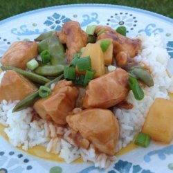 Cantonese Sweet-And-Sour Chicken