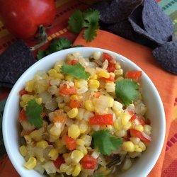 Corn Relish - Quick & Easy