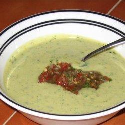 Creamy Avocado Soup