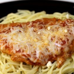 Jason's Chicken Parmesan
