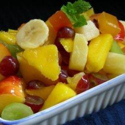 Weight Watchers Ethiopian Fruit Salad