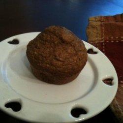 Pumpkin & Flax Seed Muffins