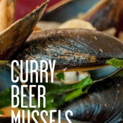 Curried Mussels