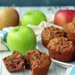 Apple & Walnut Muffins