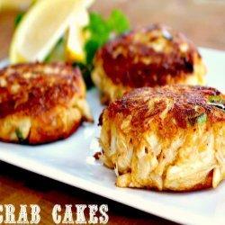 Quick & Easy Crab Cakes