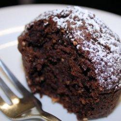 Chocolate Hazelnut Friands recipe