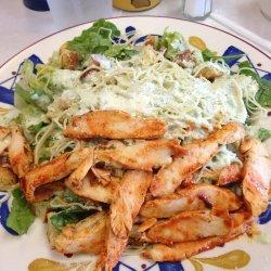 Cilantro Caesar Salad