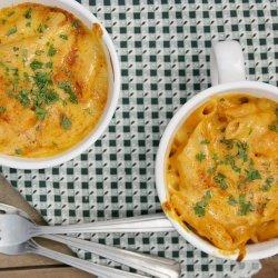 Pumpkin Cheddar Mac 'n Cheese