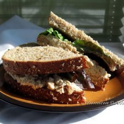 Curried Chicken Salad Sandwich