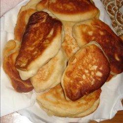 Russian Cheese Piroshki