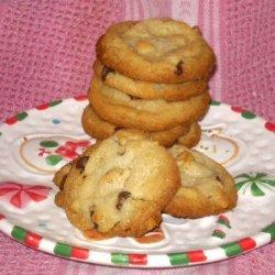 Chocolate Chip Cookies Nirvana
