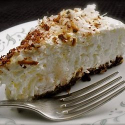 Gluten-Free, No-Bake Lemon Yogurt Pie