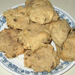 Spiced Date & Nut Scones