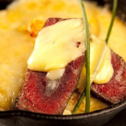 Gratin of Potatoes and Cheese