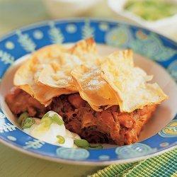 Tortilla Beef Casserole
