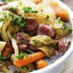 Corned Beef Stew