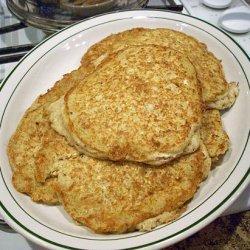 Joey's Quinoa Pancakes