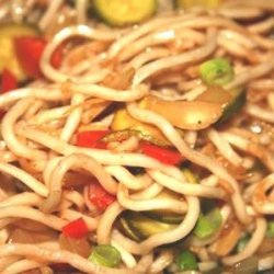 Thai-Noodle Peanut Pasta