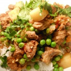 Lamb Vindaloo Curry recipe