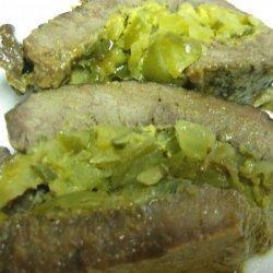 German Steak Roll