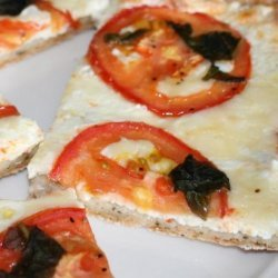Garlic-Herb Pizza Crust (Gluten Free)