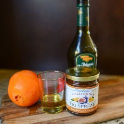 Orange Vinaigrette Dressing
