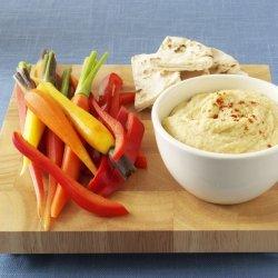 Ranched up Hummus Dip