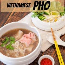 Pressure Cooker Vietnamese Pho Bo