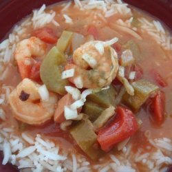 Christmas on the River Seafood Gumbo