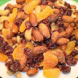 Fruit and Nut Snack Mix