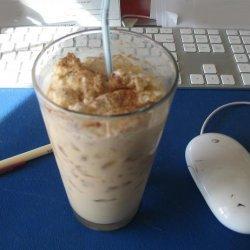 Iced Coffee Cream