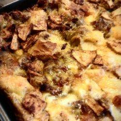 Sausage & Apple Breakfast Casserole