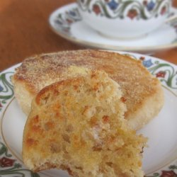 English Muffins or Crumpets