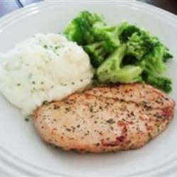 Ranch Broiled Chicken