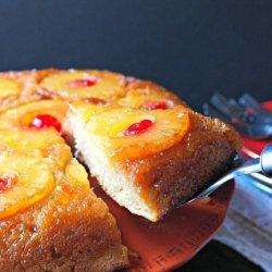 Cast Iron Skillet Upside Down Cake