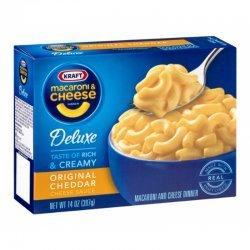 Macaroni & Cheese Deluxe