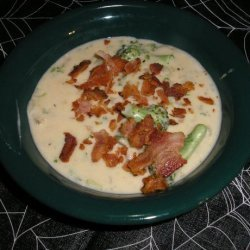 Potato Soup With Broccoli